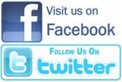 twitterfacebook logo